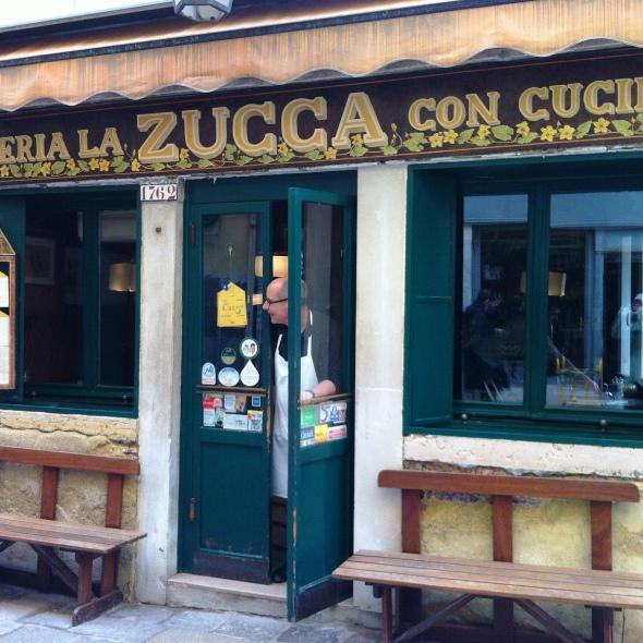 La Zucca Venezia - Necarnenepesce.net