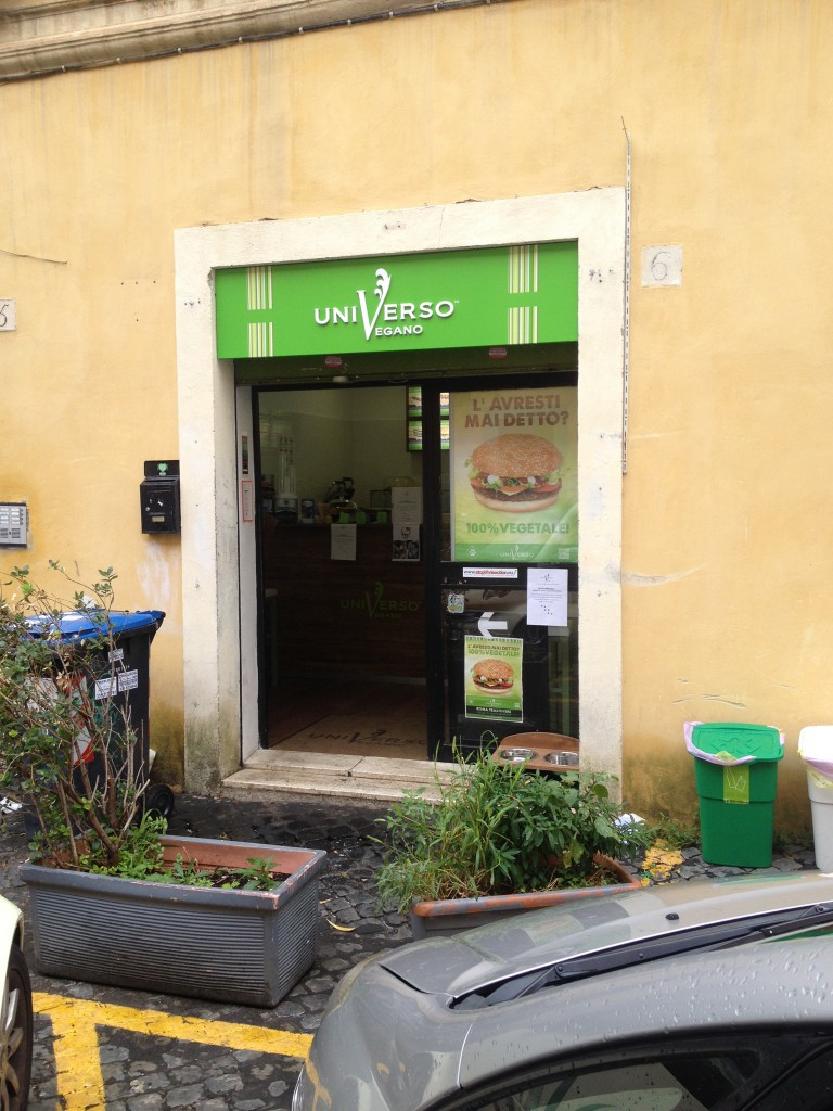 Universo Vegano Roma