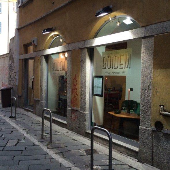 The Boidem Milano www.necarnenepesce.net
