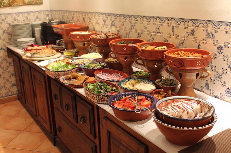 Lisbona_Restaurante Terra il buffet