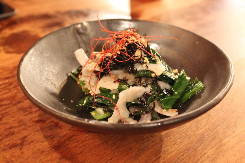 Mangiare vegetariano a Tokyo 3